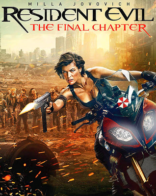 Resident Evil: The Final Chapter (2017) [MA HD]