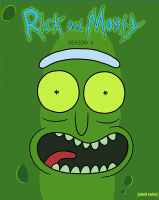 Rick And Morty Season 3 (2017) [Vudu HD]