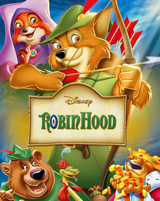 Robin Hood (1973) [Ports to MA/Vudu] [iTunes HD]