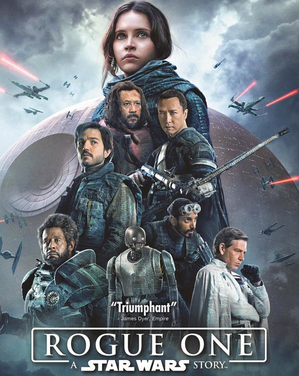 Rogue One: A Star Wars Story (2016) [MA HD]