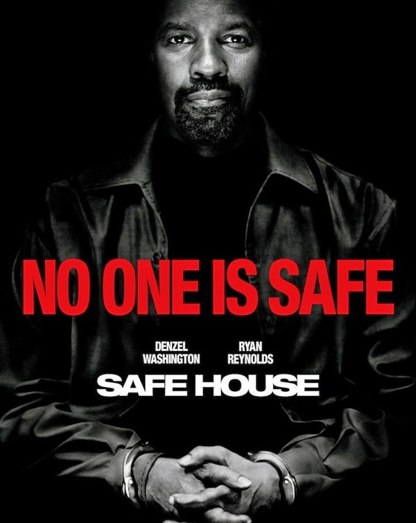 Safe House (2012) [Ports to MA/Vudu] [iTunes HD]