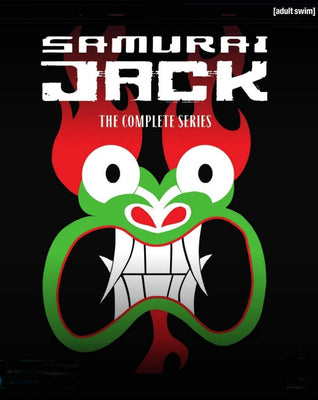 Samurai Jack The Complete Series (Season 1-5) (2017) [Vudu HD]