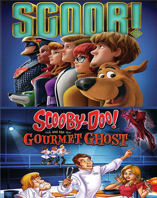 Scoob! + Scooby-Doo! and the Gourmet Ghost BUNDLE (2018,2020) [Vudu HD]