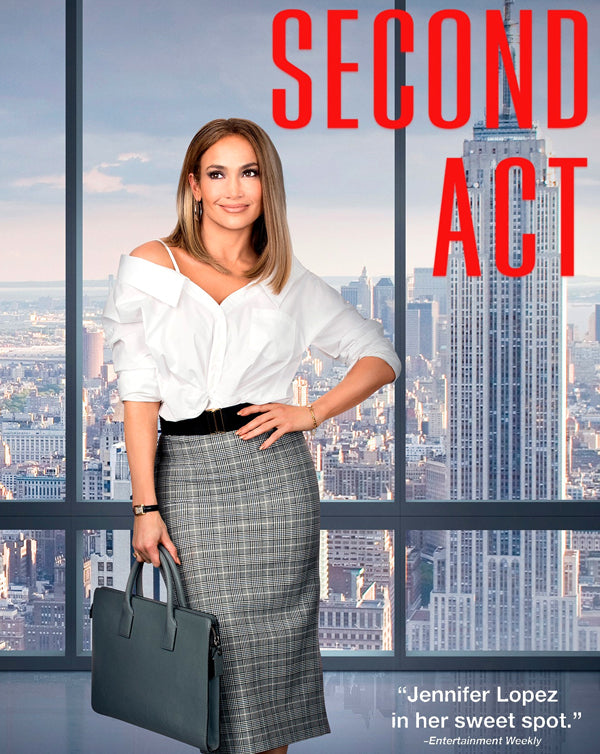 Second Act (2018) [iTunes HD]