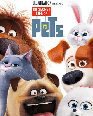The Secret Life Of Pets (2016) [Vudu HD]
