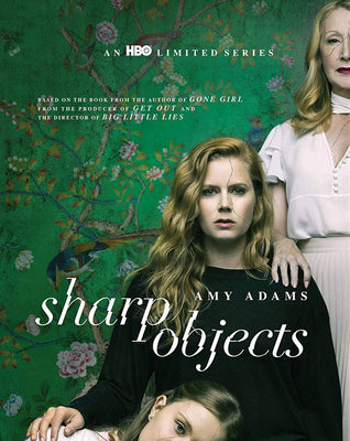 Sharp Objects Season 1 HD (2018) (GP)