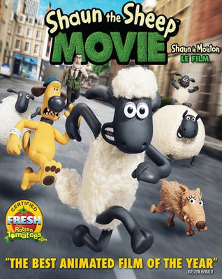 Shaun The Sheep Movie (2015) [Vudu HD]
