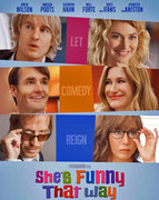 She's Funny That Way (2015) [Vudu HD]