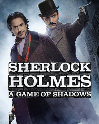 Sherlock Holmes: A Game Of Shadows (2011) [MA HD]