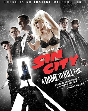 Sin City: A Dame To Kill For (2014) [Vudu HD]