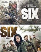Six The Complete Series (Season 1&2) (2016,2018) [Vudu HD]