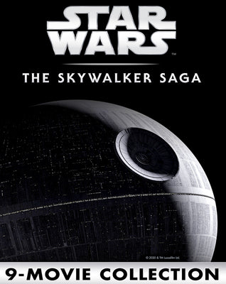 Star Wars: The Skywalker Saga 9-Movie Collection (Bundle) (2019) [MA 4K]