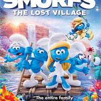 Smurfs: The Lost Village (2017) [MA HD]