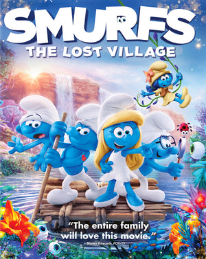 Smurfs: The Lost Village (2017) [MA 4K]