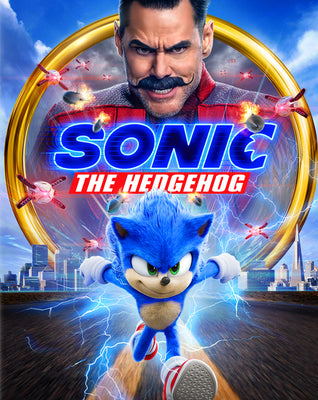 Sonic the Hedgehog (2020) [Vudu HD]