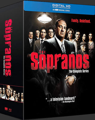 Sopranos The Complete Series (1999-2007) [Seasons 1-6] [iTunes HD]