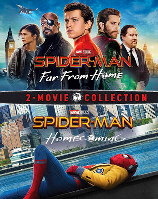 Spider-Man Far From Home + Spider-Man Homecoming Double Feature  (2017, 2019)  [MA HD]