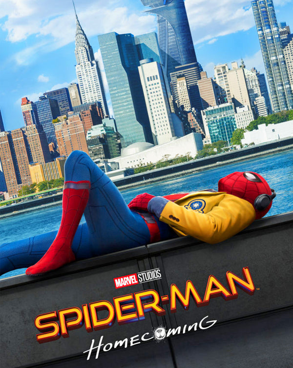 Spider-Man Homecoming (2017) [MA HD]