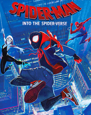 Spider-Man: Into The Spider-Verse (2018) [MA HD]