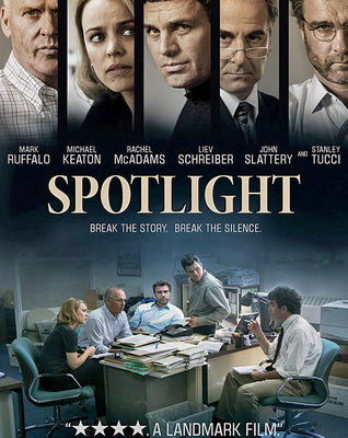 Spotlight (2015) [Ports to MA/Vudu] [iTunes HD]