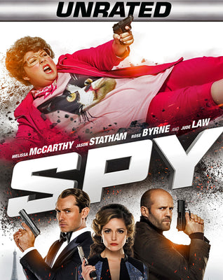 Spy Unrated (2015) [MA HD]