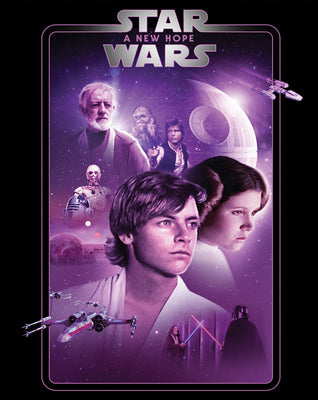 Star Wars: A New Hope (1977) [MA 4K]