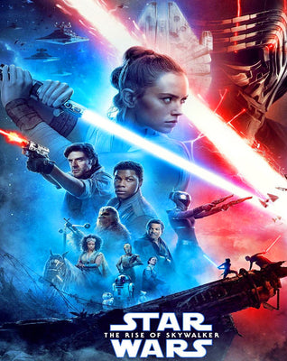 Star Wars: The Rise of Skywalker (2019) [Ports to MA/Vudu] [iTunes 4K]