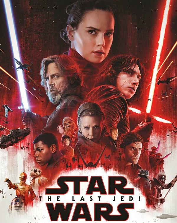 Star Wars: The Last Jedi (2017) [Ports to MA/Vudu] [iTunes 4K]