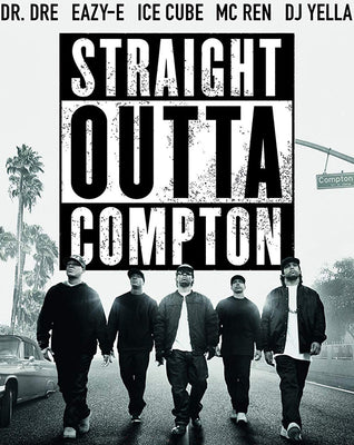 Straight Outta Compton (Theatrical + Unrated Director's Cut) (2015) [MA 4K]