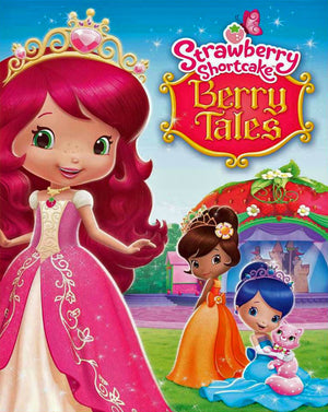 Strawberry Shortcake: Berry Tales (2015) [MA HD]