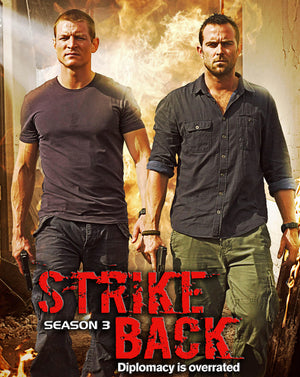 Strike Back Season 3 (2015) [iTunes HD]