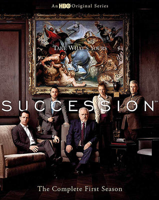 Succession: Season 1 (2018) [GP HD]
