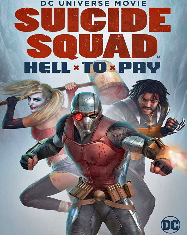 Suicide Squad: Hell to Pay (2018) [MA HD]