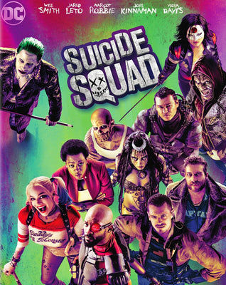 Suicide Squad (Theatrical+Extended Cut) (2016) [MA HD]