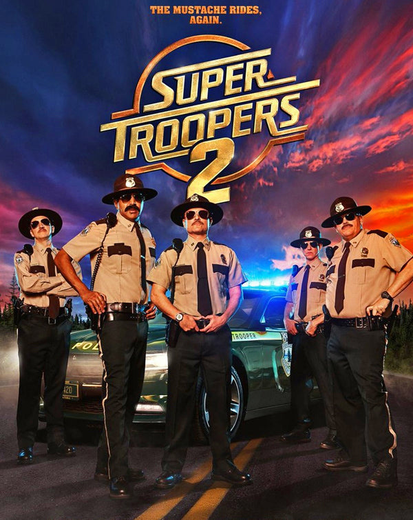 Super Troopers 2 (2018) [MA HD]