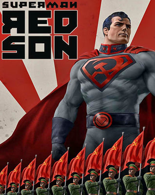 Superman: Red Son (2020) [MA 4K]