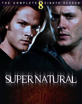 Supernatural Season 8 (2012) [Vudu HD]