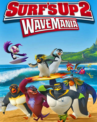 Surf's Up 2 Wave Mania (2016) [MA SD]