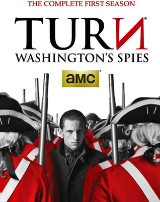 TURN: Washington's Spies: Season 1 (2014) [Vudu HD]