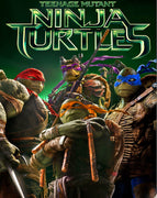 Teenage Mutant Ninja Turtles (2014) [Vudu HD]