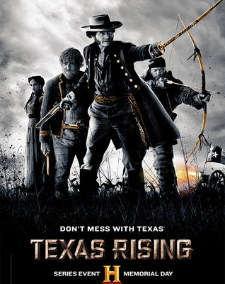 Texas Rising Season 1 (2015) [Vudu HD]