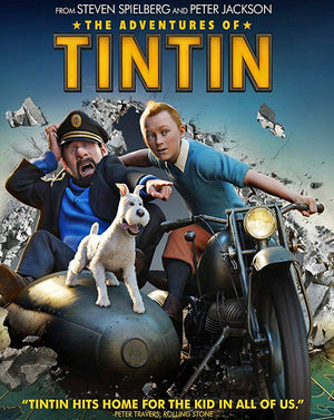 The Adventures Of Tintin (2011) [iTunes HD]
