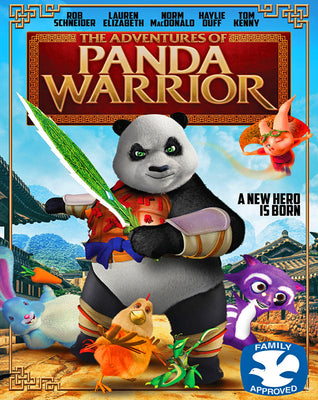 The Adventures of Panda Warrior (2016) [Vudu SD]