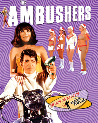 The Ambushers (1967) [MA HD]