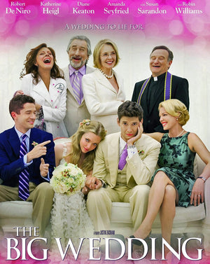 The Big Wedding (2013) [Vudu HD]