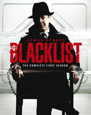 The Blacklist: Season 1 (2013) [Vudu HD]