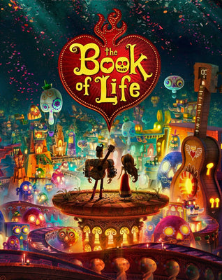 The Book Of Life (2014) [MA HD]