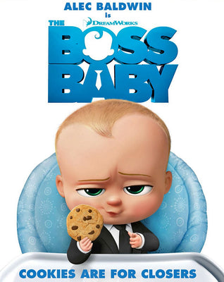 The Boss Baby (2017) [MA HD]