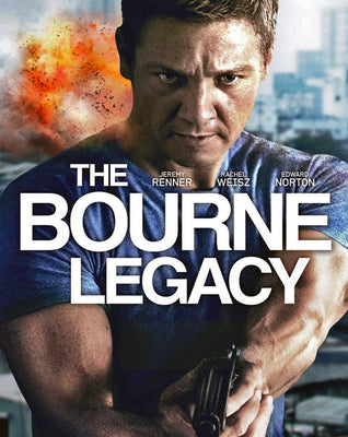 The Bourne Legacy (2012) [Vudu HD]