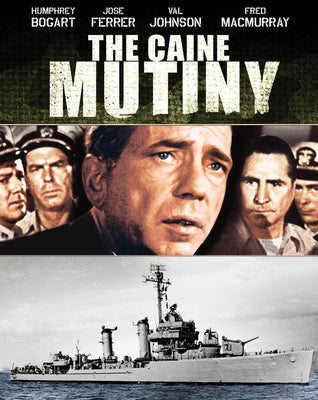 The Caine Mutiny (1954) [MA HD]